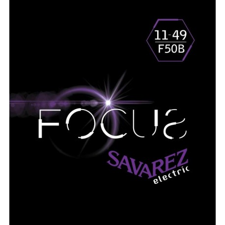 SAVAREZ ELECTRIC FOCUS 11-49 JEU F50B