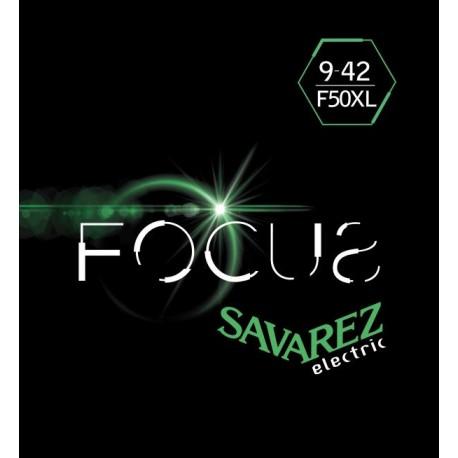 SAVAREZ ELECTRIC FOCUS 9-42 JEU F50XL