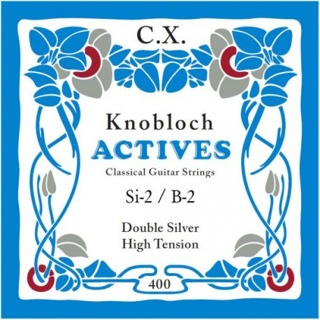 KNOBLOCH ACTIVES CX 2 SI HIGH TENSION 502