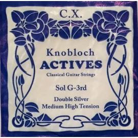 KNOBLOCH ACTIVES CX 3 SOL MEDIUM HIGH TENSION 453