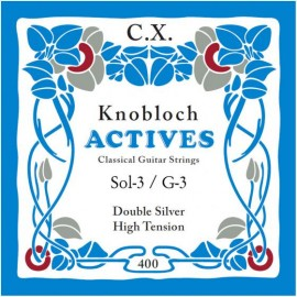KNOBLOCH ACTIVES CX 2 SI MEDIUM TENSION 302KNOBLOCH ACTIVES CX 3 SOL HIGH TENSION 403