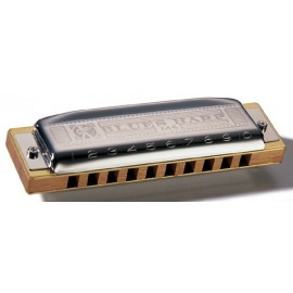 HARMONICA HOHNER MS BLUES HARP MI DIATONIQUE 532/20