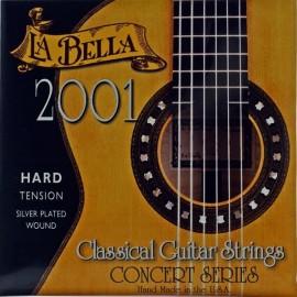 LABELLA 2001 CLASSIQUE MEDIUM HARD JEU L2001MH
