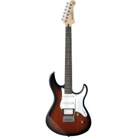 GUITARE ELECTRIQUE YAMAHA PACIFICA SUNBURST