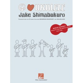 JAKE SHIMABUKURO PEACE LOVE UKULELE
