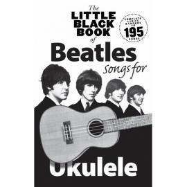 LITTLE BLACK SONGBOOK BEATLES SONG FOR UKULELE