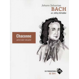 BACH CHACONNE  DZ2941