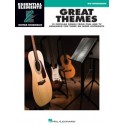 GREAT THEMES - 15 SONGS FROM FILM AND TV ARRANGED FOR THREE OR MORE GUITARISTS