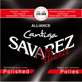 SAVAREZ CANTIGA ALLIANCE ROUGE POLIES 510ARH
