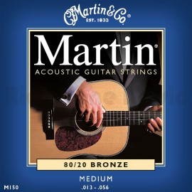 MARTIN BRONZE MEDIUM 13/56 JEU M150