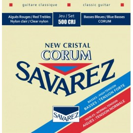 SAVAREZ NEW CRISTAL CORUM MIXTE  JEU 500CRJ