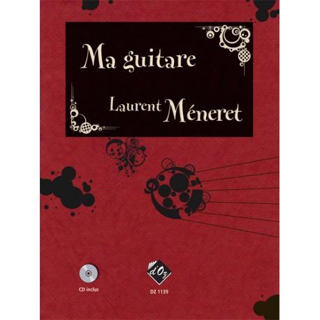 MENERET MA GUITARE 1 PACK +CD  DZ1139