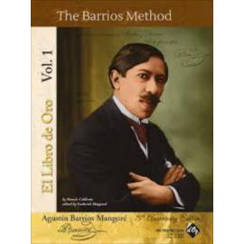 BARRIOS EL LIBRO DE ORO VOL.1  DZ3301