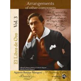 BARRIOS EL LIBRO DE ORO VOL.3  DZ3303