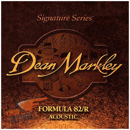 DEAN MARKLEY FORMULA 82R EXTRA LIGHT 10/48 JEU XL2108A