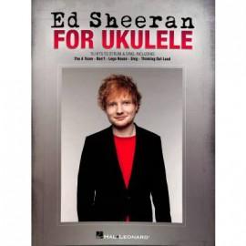 ED SHEERAN FOR UKULELE 15 HITS