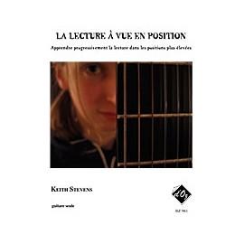 LA LECTURE A VUE EN POSITION KEITH STEVENS DZ961