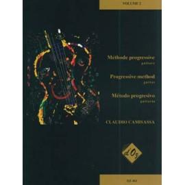 CAMISASSA METHODE PROGRESSIVE 2 DZ461