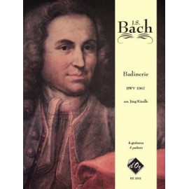 BACH BADINERIE BWV1067 KINDLE DZ2021