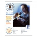GOLDMAN VOYAGE EN GUITARE (PACK PARTITION + CD)