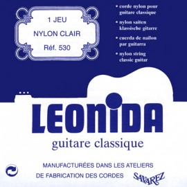 LEONIDA NYLON CLAIR 530 GUITARE