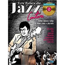 LES TUBES DU JAZZ GUITARE VOL.2 + CD MF2381