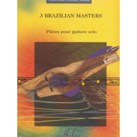 3 BRAZILIAN MASTERS  HL27364