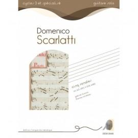 SCARLATTI 5 SONATES  EEM48