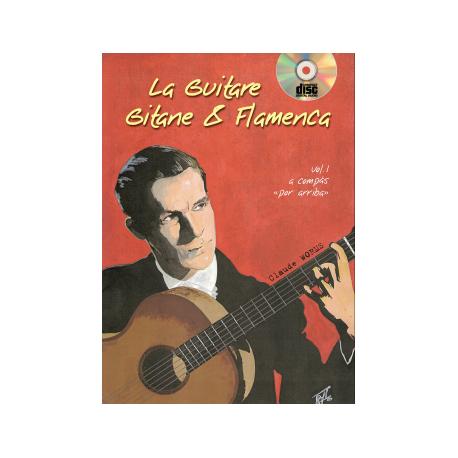 WORMS LA GUITARE GITANE ET FLAMENCA VOLUME 1 MF1599
