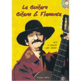 WORMS LA GUITARE GITANE ET FLAMENCA VOLUME 2 MF1727