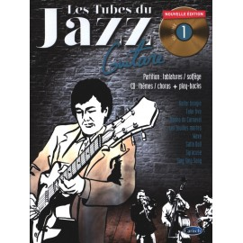 TUBES DU JAZZ GUITARE VOL1 (PACK CD PARTITION) MF2380