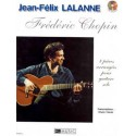 CHOPIN 8 PIECES ARRANGEES LALANNE (PARTITION + CD)