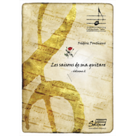 PONTHIEUX LES SAISONS DE MA GUITARE VOL.2  ES625