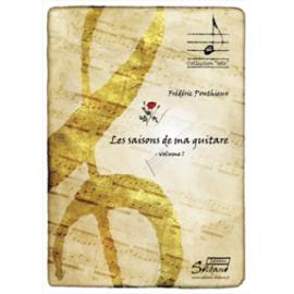 PONTHIEUX LES SAISONS DE MA GUITARE VOL.1  ES368