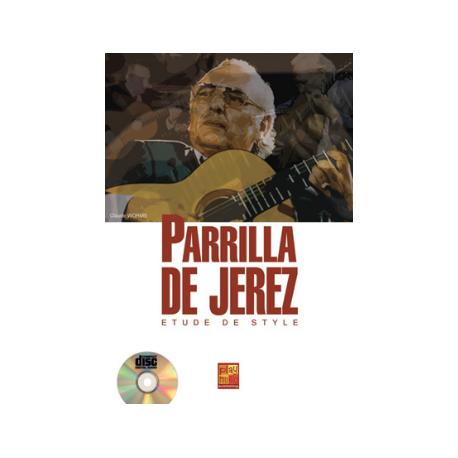 WORMS ETUDE DE STYLE PARRILLA DE JEREZ MF2236