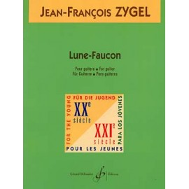 ZYGEL LUNE-FAUCON GUITARE GB6688