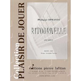 OPRANDI  RITOURNELLE  PL3629