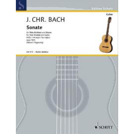 BACH J CHR SONATE GA513