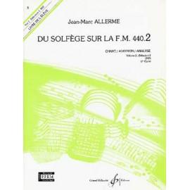 ALLERME FM 440.2 CHANT ANALYSE ELEVE