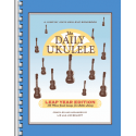 THE DAILY UKULELE 366 MORE SONGS JIM BELOFF HL240681