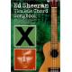 ED SHEERAN UKULELE CHORD SONGBOOK AM1011120