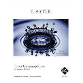 SATIE 3 GYMNOPEDIES DZ572