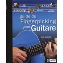 CAPONE GUIDE FINGERPICKING (PACK PARTITION+CD)