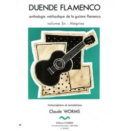 WORMS DUENDE FLAMENCO 5A ALEGRIAS C5963