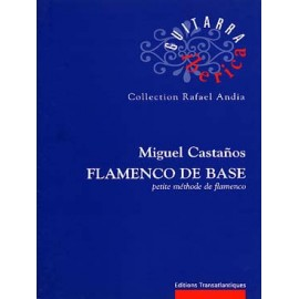 CASTANOS FLAMENCO DE BASE ET1904
