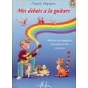 KLEYNJANS - Mes Débuts à la Guitare (PACK PARTITION+ CD)