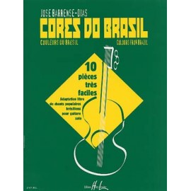 BARRENSE-DIAS CORES DO BRAZIL HL27475