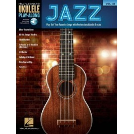 UKULELE PLAY-ALONG JAZZ HL00141192