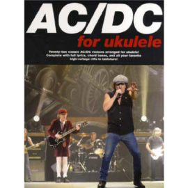 AC/DC FOR UKULELE AM1000461