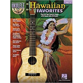 UKULELE PLAY-ALONG HAWAIIAN FAVORITES